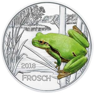 Tiertaler Frosch 2018