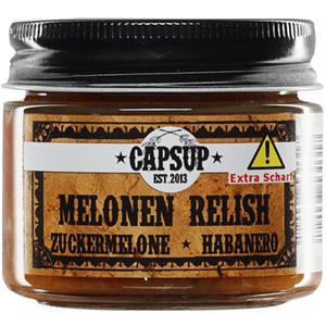 "Melonen Relish ""Zuckermel. + Habanero"" 180g"