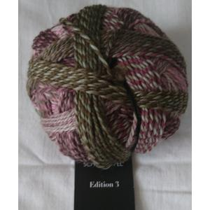 Edition 3 _ 100% Schurwolle (Merino fine, superwash) - Holzklasse
