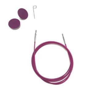 KnitPro - 80cm Kabel für Rundstrickadeln