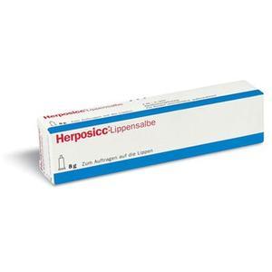 Herposicc-Lippensalbe