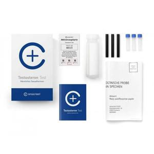 Cerascreen Testosteron Test