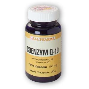 GPH Coenzym Q10 150mg Kapseln