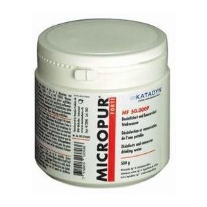 MIcropur Forte Pulver 50.000l 500g