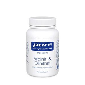 Pure Encapsulations Arginin & Ornithin