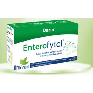 Enterofytol Kapseln Fenchel Kurkuma
