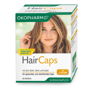 Ökopharm Hair Caps Kapseln