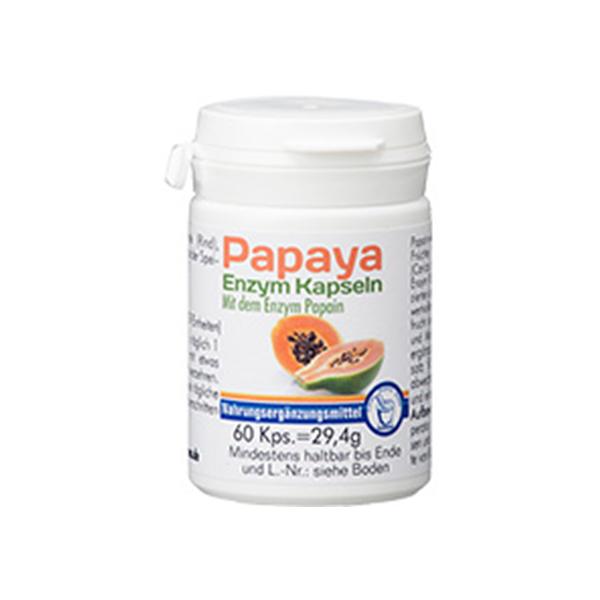 Papaya Enzym Kapseln Canea