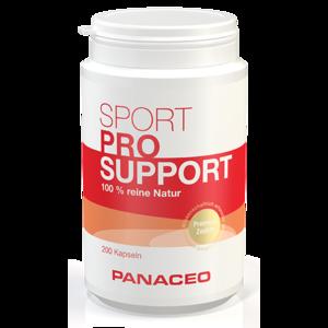 Panaceo Sport Kapseln Pro Support