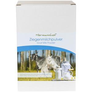 Ziegenvollmilchpulver