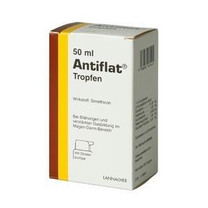 Antiflat Tropfen plus Dosierspender
