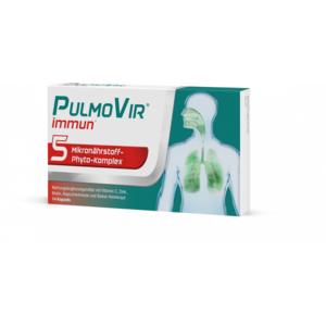 PULMOVIR Immun Kapseln