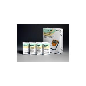 Accutrend Plus Teststreifen Cholesterol