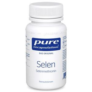 Pure Encapsulations Selen (Selenmethionin)