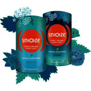 Snoooze@ – Natural Sleep Drink Strong