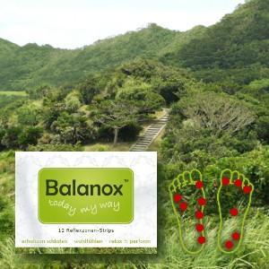 Balanox™ Reflexzonen-Strips