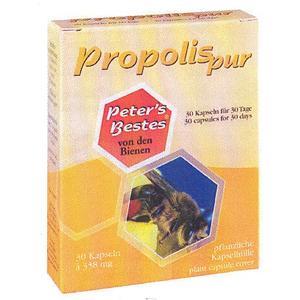 Peters Bestes Propolis pur Kapseln