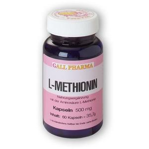 GPH L-Methionin 500mg Kapseln