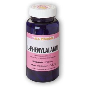 GPH L-Phenylalanin 500mg Kapseln
