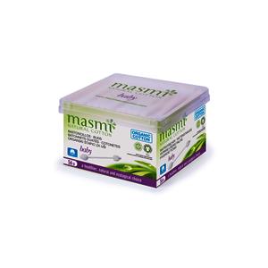 Masmi Organic Care - Bio Ohrstäbchen Baby