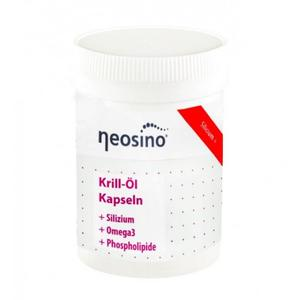 Neosino Krill Öl Kapseln-60 Stück