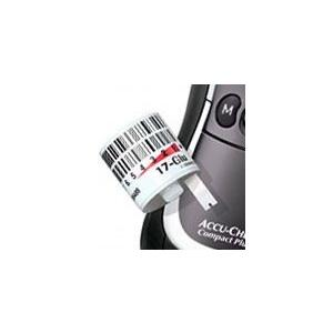 Teststreifen für Accu-Check Compact Plus 3x17