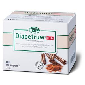 TRUW Diabetruw plus Zimtextraktkapseln