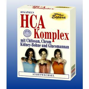 Espara HCA-Komplex Kapseln