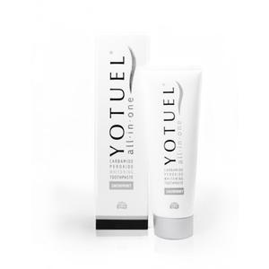 YOTUEL all-in-one Carbamid Peroxid Zahnpasta Snowmint