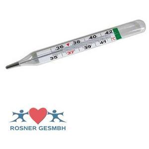 Rosner, quecksilberfreies Glasthermometer