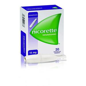Nicorette Inhalator 10mg