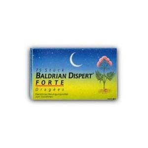 Baldrian Dispert Forte Dragees