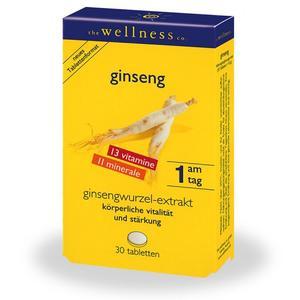 Wellness Ginseng