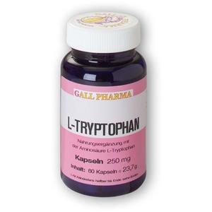 GPH L-Tryptophan 250mg Kapseln
