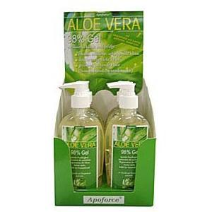 Apoforce Aloe Vera 98% Gel 200ml