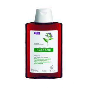 Klorane Shampoo Chinin +Vitamin B