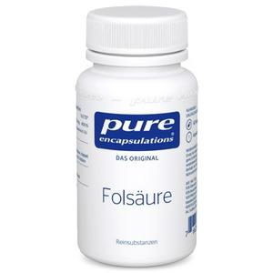 Pure Encapsulations Folsäure