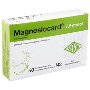 MAGNESIOCARD 7,5 mmol