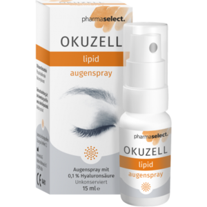 Okuzell Lipid- Augenspray