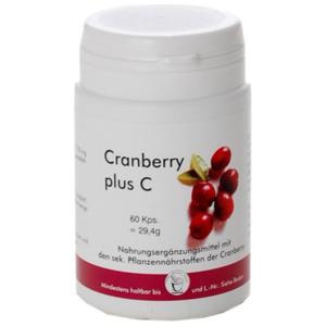 Cranberry + C Kapseln Canea