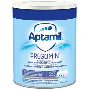 Milupa Aptamil Pregomin Babynahrung bei Kuhmilchproteinallergie