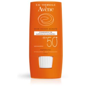 Avène Sonnenstick 50+ für empfindliche Hautpartien