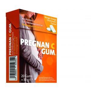 Pregnan Vitamin C Gum Kaugummi