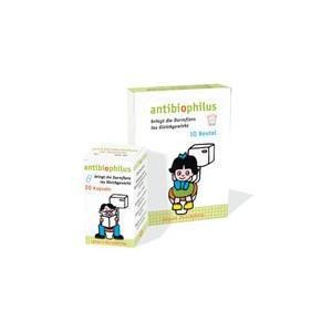 Antibiophilus Kapseln