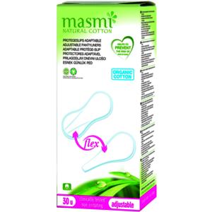 Masmi Organic Care - Bio Slipeinlagen Flex