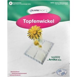 QUARKPACK Topfenwickel + Arnika