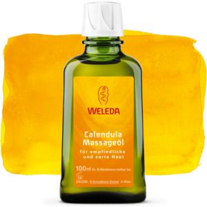 Weleda Calendula Pflege-Massageöl