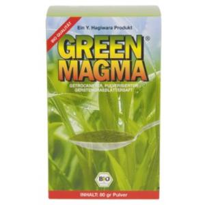 Allcura GREEN MAGMA Gerstengrasextr PLV