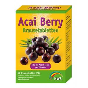 Acai Berry Brausetabletten