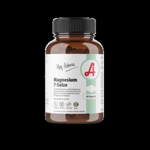 Mag. Hafners Magnesium 7 Salz Kapseln